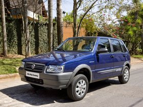 Fotos de Fiat Mille Way 2006