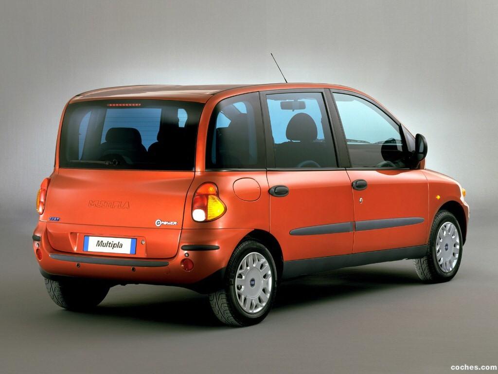 Foto 0 de Fiat Multipla 1998