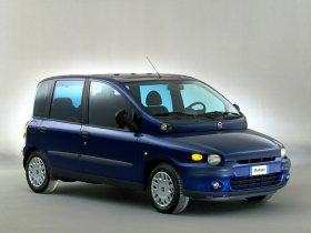 Ver foto 2 de Fiat Multipla 1998