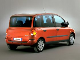 Fotos de Fiat Multipla 1998