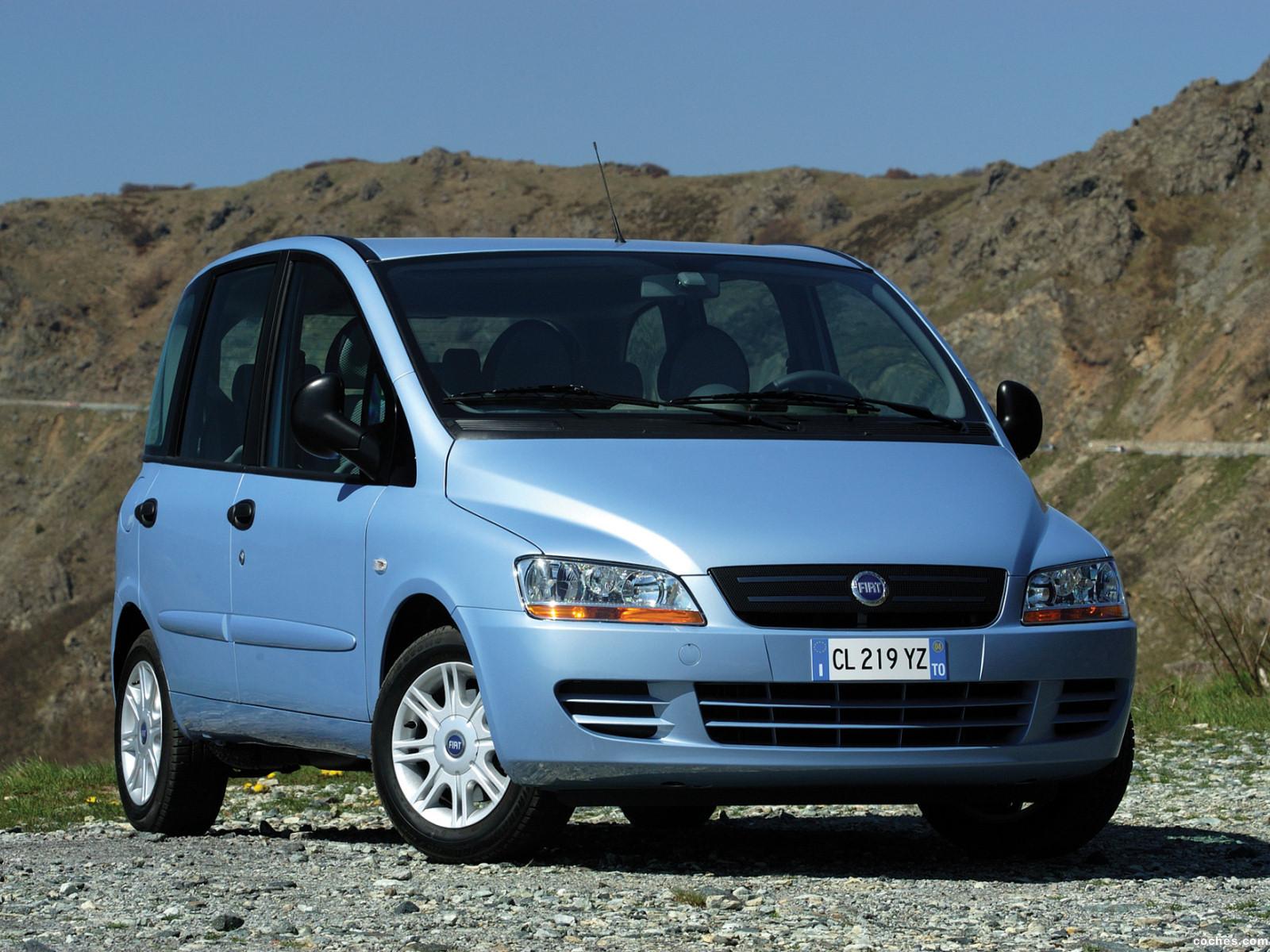 Foto 0 de Fiat Multipla 2004