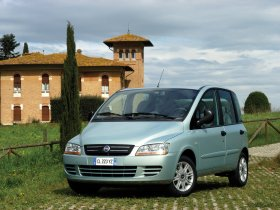 Ver foto 35 de Fiat Multipla 2004