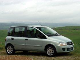 Ver foto 34 de Fiat Multipla 2004