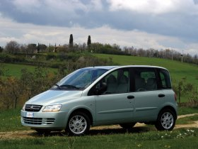 Ver foto 30 de Fiat Multipla 2004