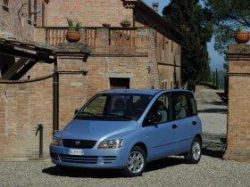 Ver foto 23 de Fiat Multipla 2004