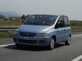 Ver foto 9 de Fiat Multipla 2004
