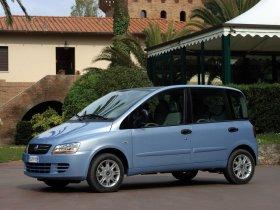 Ver foto 8 de Fiat Multipla 2004