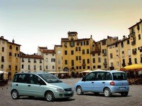 Ver foto 43 de Fiat Multipla 2004