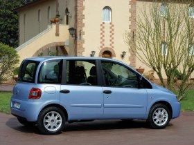 Ver foto 7 de Fiat Multipla 2004