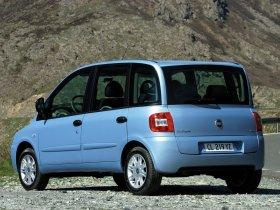 Ver foto 5 de Fiat Multipla 2004