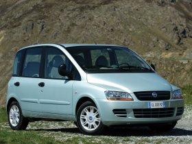 Ver foto 4 de Fiat Multipla 2004