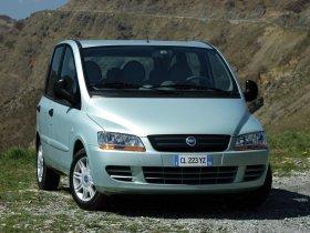 Ver foto 3 de Fiat Multipla 2004