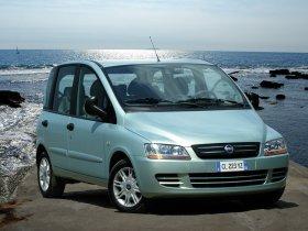 Ver foto 40 de Fiat Multipla 2004