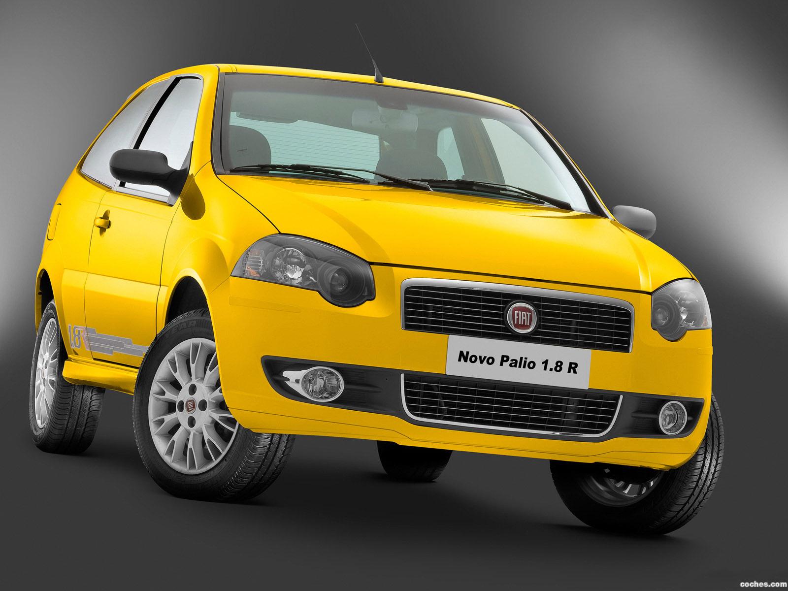 Foto 0 de Fiat Palio 1.8R 2009