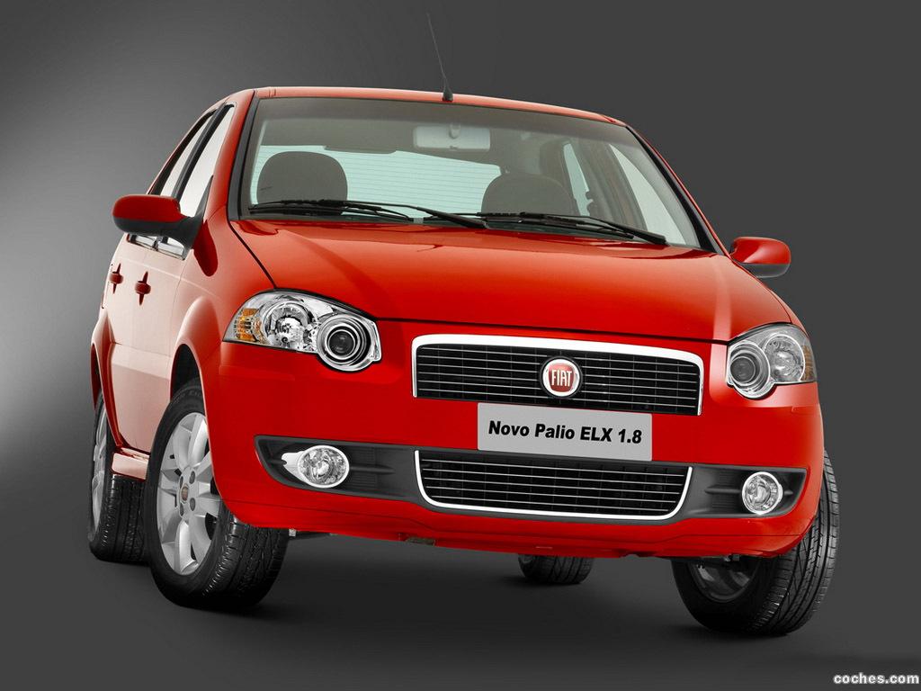 Foto 0 de Fiat Palio 5 puertas 2009