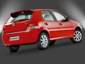 Ver foto 3 de Fiat Palio 5 puertas 2009