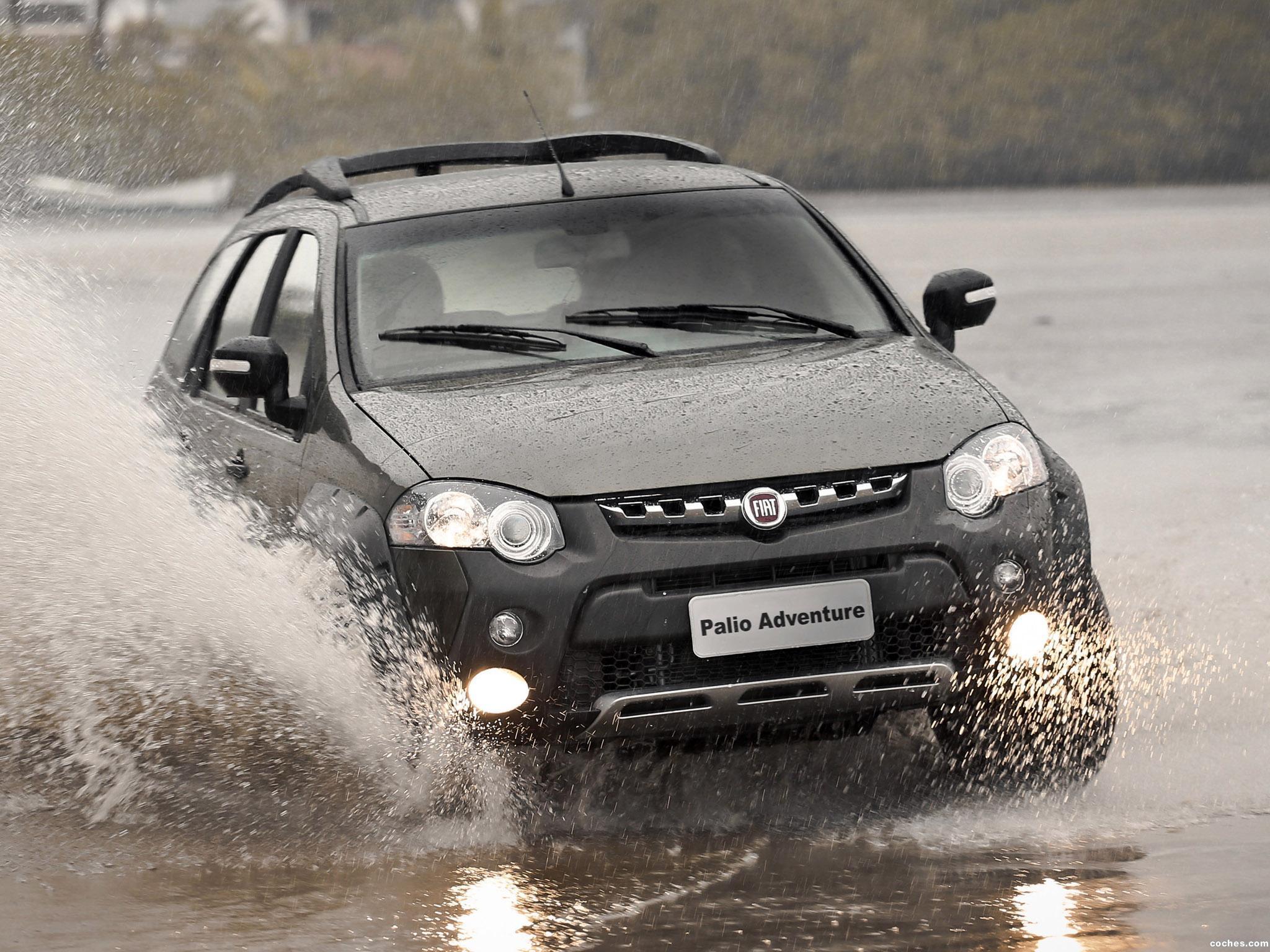 Foto 0 de Fiat Palio Adventure 2012