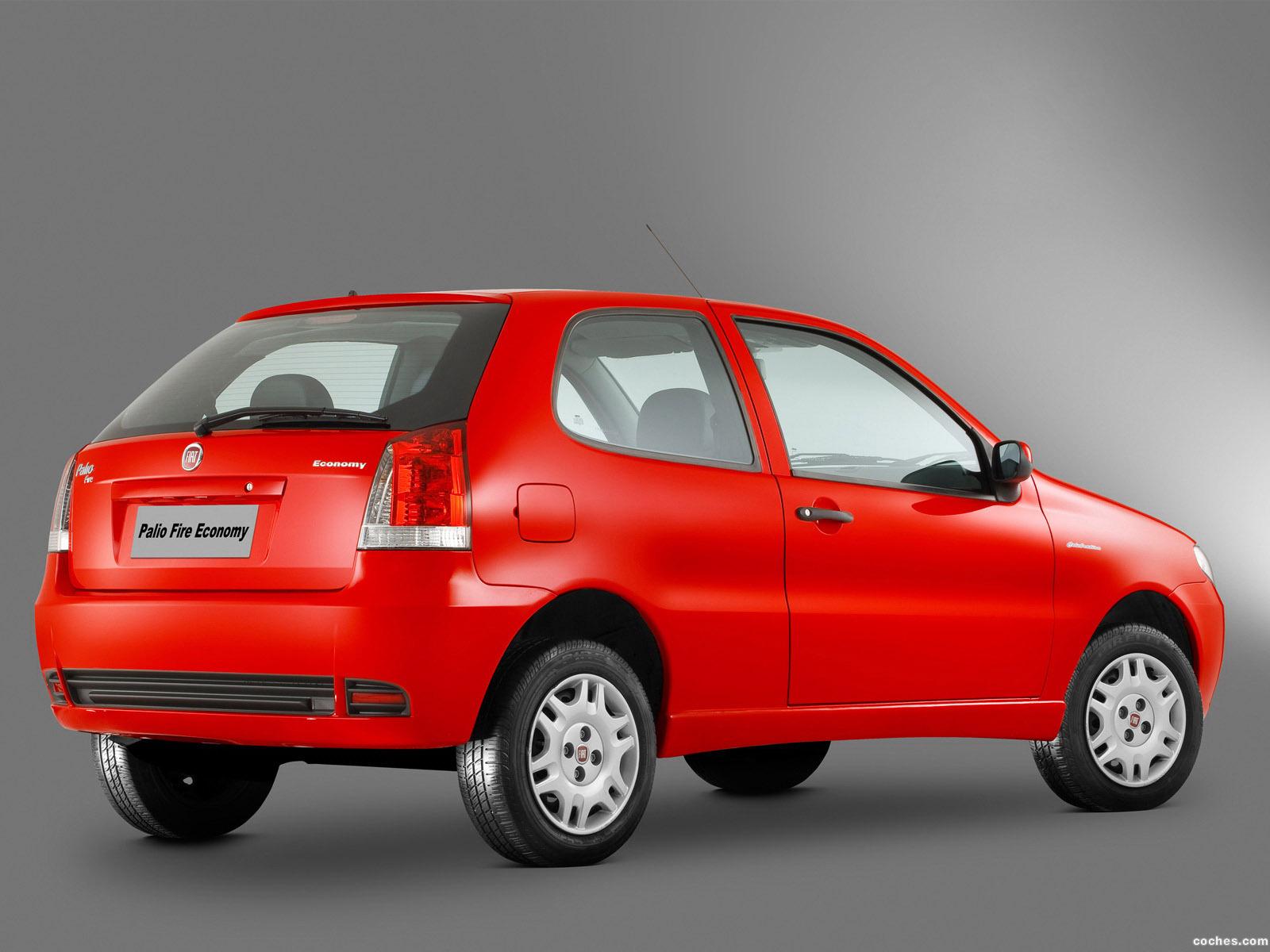 Foto 1 de Fiat Palio Fire Economy 3 puertas 2009