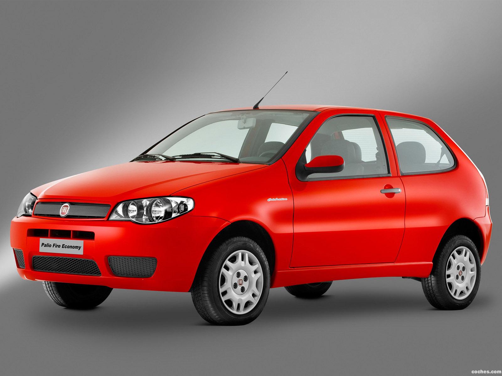 Foto 0 de Fiat Palio Fire Economy 3 puertas 2009