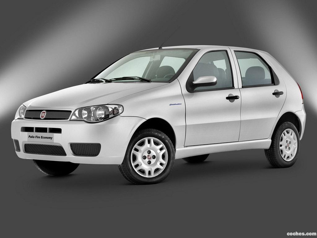 Foto 0 de Fiat Palio Fire Economy 5 puertas 2009