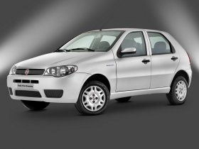 Ver foto 1 de Fiat Palio Fire Economy 5 puertas 2009