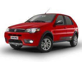 Ver foto 5 de Fiat Palio Fire Way 2014