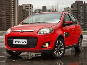 Ver foto 10 de Fiat Palio Sporting 2011