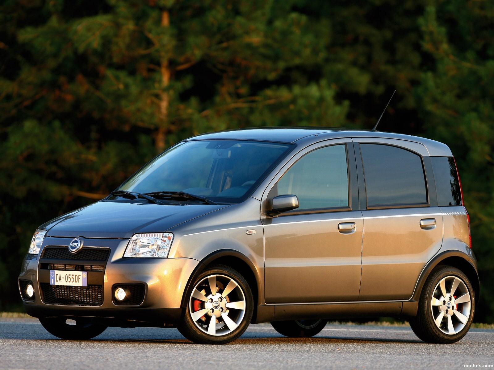 Foto 0 de Fiat Panda 100HP 2007