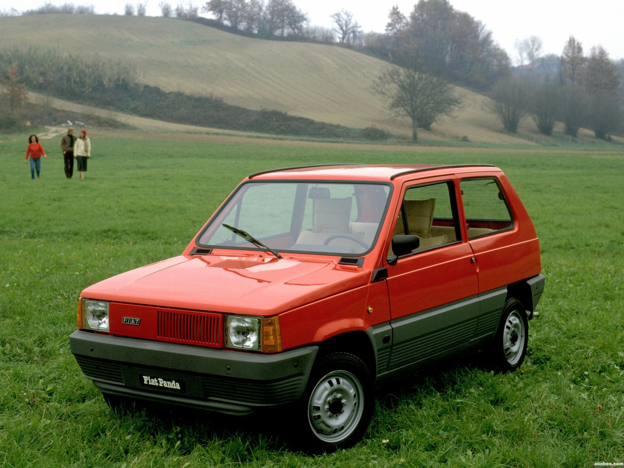 Foto 0 de Fiat Panda 1981
