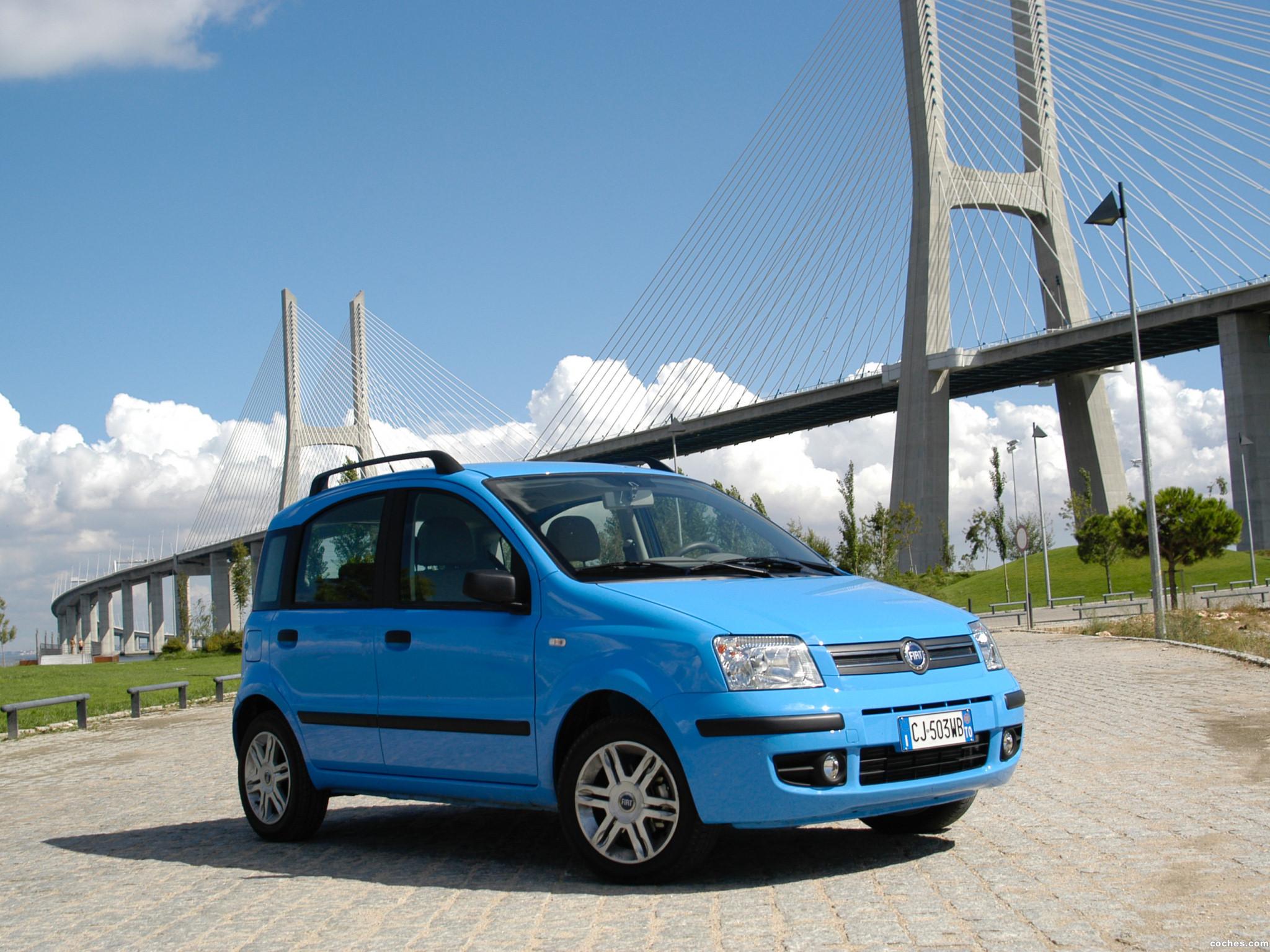 Foto 0 de Fiat Panda 2003