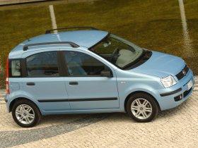 Ver foto 2 de Fiat Panda 2003
