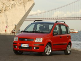 Ver foto 13 de Fiat Panda 2003