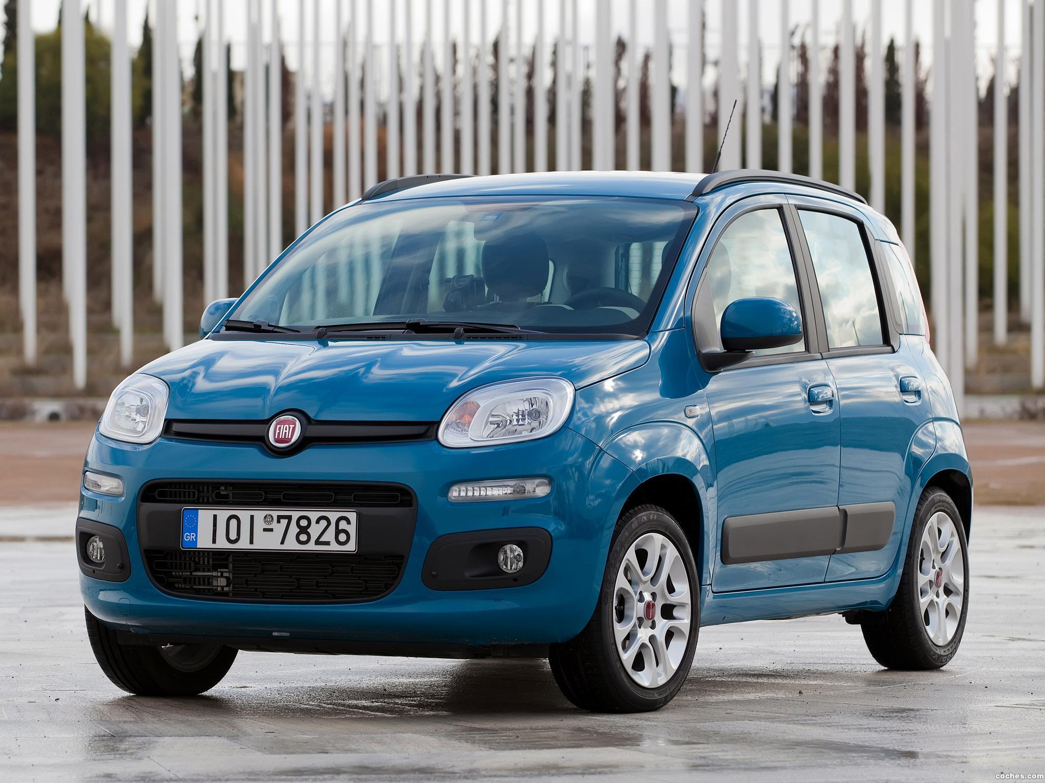 Foto 0 de Fiat Panda 2011