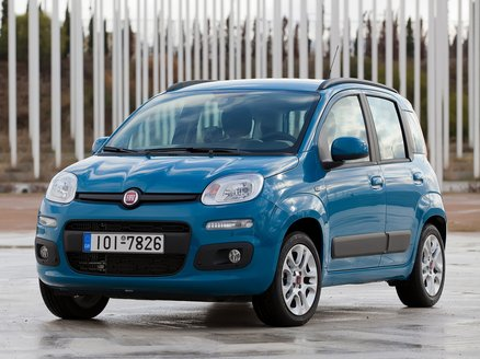 Precios fiat panda ofertas de fiat panda nuevos coches for Fiat idea nuevo precio