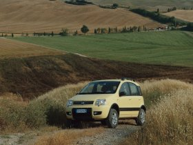 Ver foto 30 de Fiat Panda 4x4 2004