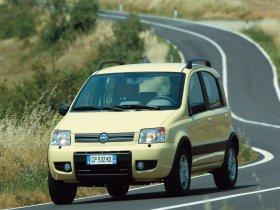 Ver foto 21 de Fiat Panda 4x4 2004