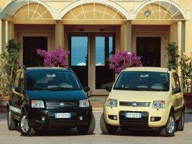 Ver foto 16 de Fiat Panda 4x4 2004