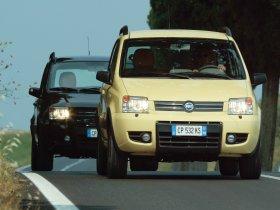 Ver foto 14 de Fiat Panda 4x4 2004
