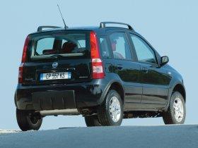 Ver foto 12 de Fiat Panda 4x4 2004