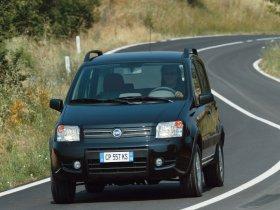 Ver foto 11 de Fiat Panda 4x4 2004