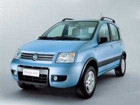 Ver foto 4 de Fiat Panda 4x4 2004