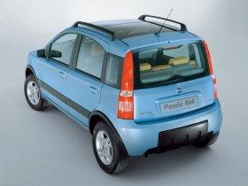 Ver foto 3 de Fiat Panda 4x4 2004