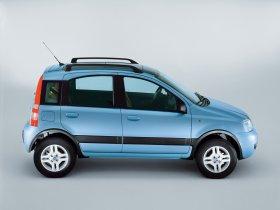Ver foto 2 de Fiat Panda 4x4 2004