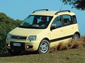 Ver foto 1 de Fiat Panda 4x4 2004