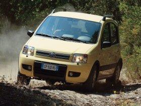 Ver foto 34 de Fiat Panda 4x4 2004