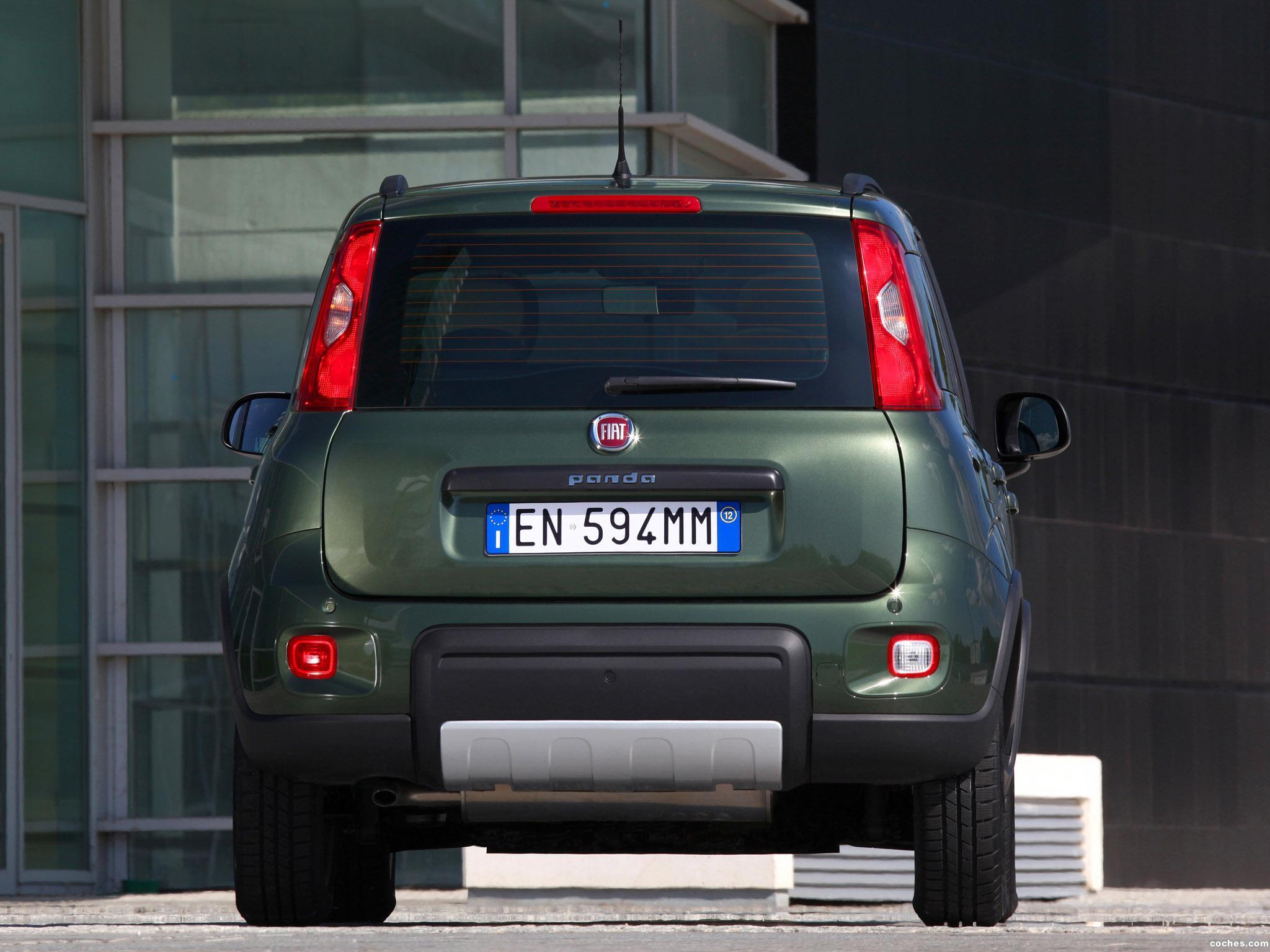 Foto 16 de Fiat Panda 4x4 2012