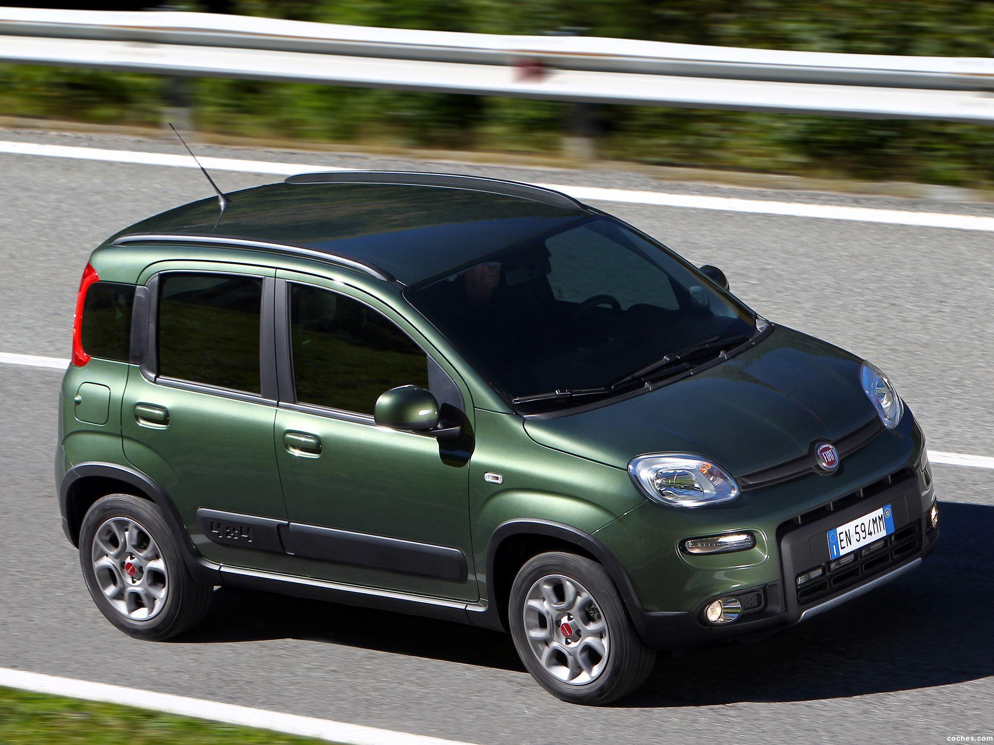 Foto 11 de Fiat Panda 4x4 2012