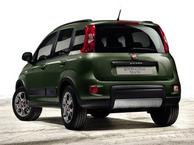 Ver foto 2 de Fiat Panda 4x4 2012