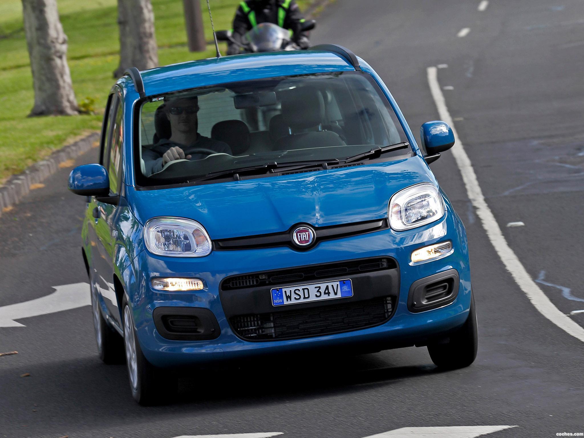 Foto 20 de Fiat Panda Australia 2013