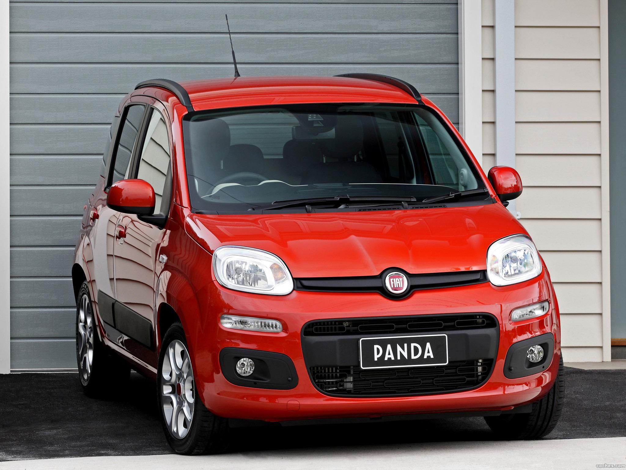 Foto 15 de Fiat Panda Australia 2013
